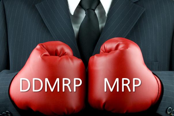 DDMRP vs MRP