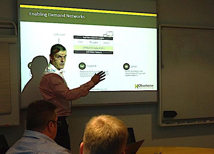 SAP IBP Response and Supply workshop