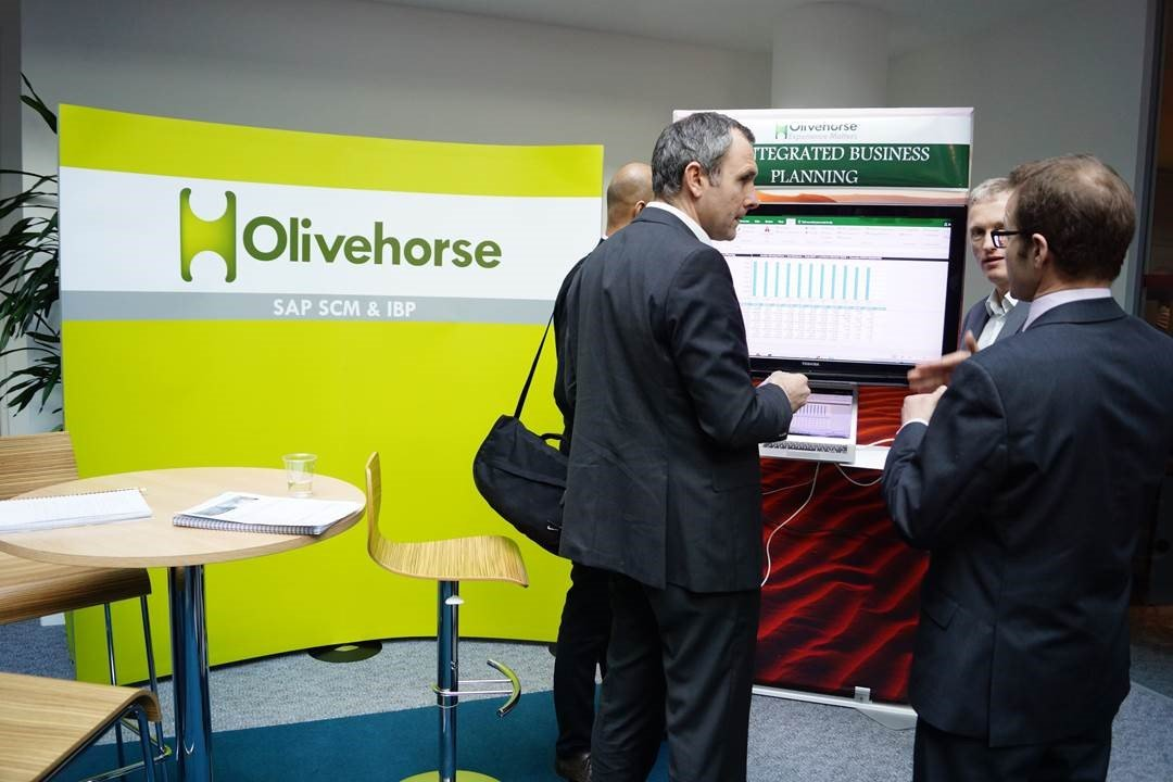 Olivehorse SAP IBP Demo station